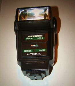 Tested*  Zykkor Electronic Flash Auto 375D Dedicated for Minolta