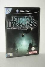 ETERNAL DARKNESS GIOCO USATO OTTIMO STATO GAMECUBE EDIZIONE ITALIANA GD1 53249