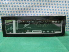 "LKW - FIAT IVECO STRALIS  ""All Blacks"" - 1/43 Eligor - Promo. - 1992"