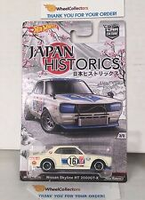 Nissan Skyline HT 2000GT-X * Hot Wheels Japan Historics Car Culture * Y7