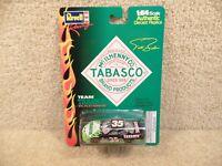 New 1998 Revell 1:64 Diecast NASCAR Todd Bodine Tabasco Green Pontiac Grand Prix