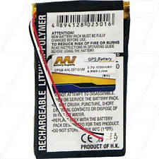3.7V 1.3Ah Replacement Battery Compatible with TomTom AHL03713100