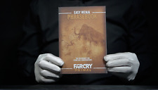 Official Farcry Primal 68 Pages Wenja Phrasebook - 'The Masked Man'