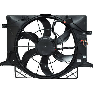 New Engine Cooling Fan Assembly for Genesis Coupe