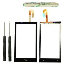 HTC Desire 610 Replacement Front Touch Screen Digitizer Lens Glass New Black