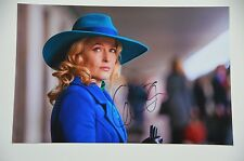 Gillian Anderson signed 20x30cm Hannibal Foto Autogramm / Autograph in Person ..