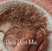 Pixie Dust Mix Glitter For Tumbler, Glass, Nail, Craft sell in bag
