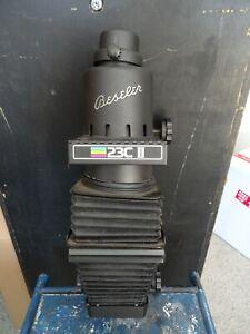 Beseler 23C Series II Condenser Darkroom Photo Enlarger