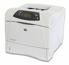 HP LaserJet 4350n A4 Network Parallel USB Mono Laser Printer Q5407A  V2G