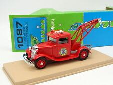 Eligor 1/43 - Ford V8 Risoluzione Dei Problemi Pompieri Washington