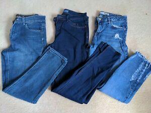 Size 10 Ladies Jeans Bundle