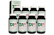 TA 65 ~ 8 Bottles of 90 Capsules ~ Telomerase Anti Aging Supplement TA Sciences