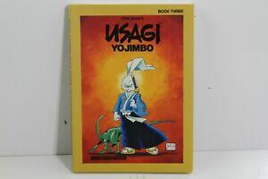 MINT 1989 STAN SAKAI'S USAGI  YOJIMBO  FANTAGRAPHICS Book 3- GRAPHIC NOVEL