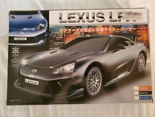 RC Car Lexus LFA (1863) Peanuts Club Japan Arcade Prize - Black