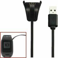 USB Kabel Ladegerät Ladestation Dock für TomTom Spark Cardio GPS Uhr Sportuhr