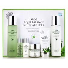 [JIGOTT] Aloe Aqua Balance Skin Care Set 4 / Korean Cosmetics