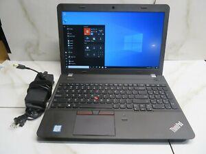 """Lenovo Thinkpad E560 15.5"""" i7-6500U 2.50GHz 16GB RAM 1TB HDD WINDOWS 10 PRO"""