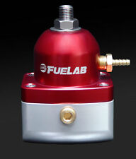 Fuelab Fuel Pressure Regulator 51501 FPR -10AN 51501-1 BLACK