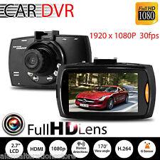 HD 1080P Car DVR Camera Dash Cam Video Camcorder Windscreen Mount Be Safe