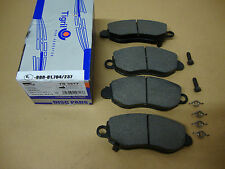 Ford Transit MK6 2000 - 2006 TG3577 Front  Brake Disc Pad Set Fits All RWD