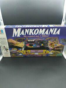 Mankomania MB Spiele Blau Brettspiel - Guter Zustand