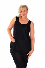 Semi Fitted Sleeveless Tops & Shirts for Women with Bows