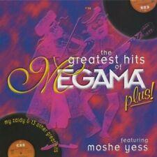 Megama & Moshe Yess - Greatest Hits of Megama Plus! [New CD]