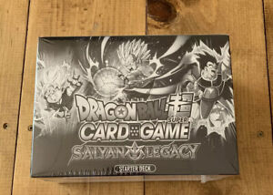 Bandai Dragonball Super Saiyan Legacy - Starter Deck Display Box SW