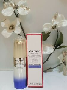 SHISEIDO VITAL PERFECTION UPLIFTING AND FIRMING EYE CREAM 15mL NET WT.52oz NIB