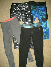 lot womens Small leggings pants Avia Champion Athletica activewear duo dry