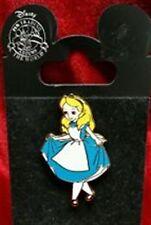 Disney Alice in Wonderland - Alice Curtsey 2007 release - New on Card - #84049