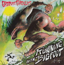 Running with Bigfoot [Ep] by The Groovie Ghoulies (Cd, May-1997, Lookout)