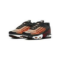 NIKE KIDS AIR MAX PLUS TN 3 - UK 3.5/US 4/EUR 36 - ORANGE/BLACK/WHITE CD6871-003
