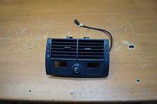 ORIGINALE BMW X5 E53 Grille de ventilation Vent, arrière centre 8409081 8370910