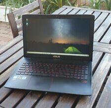 "ASUS ROG GL552VW-DM210T 15.6"" FHD Gaming Notebook i7 16GB 128GB + 1TB GTX960M..."