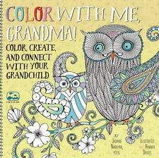 Color with Me, Grandma!: Color, Create, and Connect with Your Grandchild (A Sid