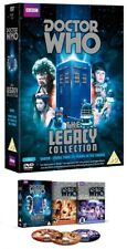 DR WHO 109 SHADA - Lost Episode! 30yr Legacy Coll Doctor Tom Baker R2 DVD not US