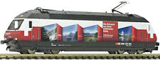 Fleischmann N 731316 Electric Locomotive Re 460 Red SBB Switzerland NIP