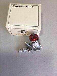 Dynamic 09D Model Airplane Diesel Engine N.I.B