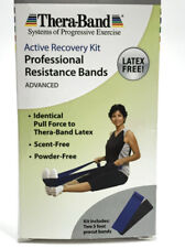 Thera-Band Active Recovery Kit Professional Resistance Bands Latex Free