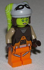Lego New Star Wars Hera Syndulla The Force Awakens Minifigure Alien Minifig