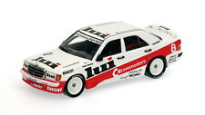 MINICHAMPS 863509 MERCEDES 190E 2.3 - 16 model DTM car Frans Klammer 1986 1:43rd