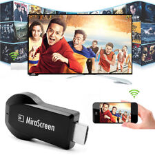WiFi Display Dongle Receiver Cell Phone Video to HDMI TV DLNA Airplay AV Adapter