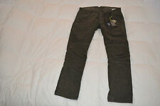 Authentic G-Star Raw 5620 SKI PERFORMANCE SUPER SLIM Mens Pants Size 38x32