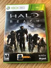 Halo: Reach (Microsoft Xbox 360, 2010) Cib Game H3