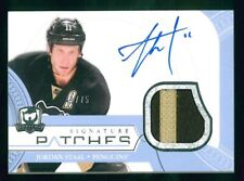 2011-12 The Cup Signature Patches #SPST Jordan Staal 41/75