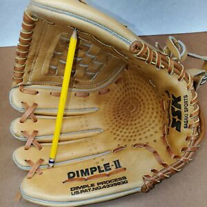 SSK Sasaki Sports Dimple II DPG-185 Jack Morris Softball Baseball Left H Glove