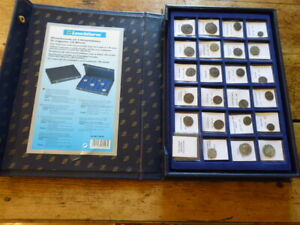 COINCRAFT - THE ROMAN EMPERORS COLLECTION  OF 23 COINS (PM)