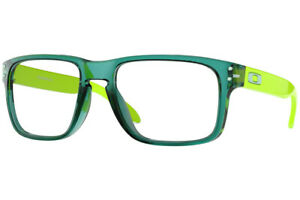Oakley Holbrook OX8156-0454 Green Translucent Arctic Surf Eyeglasses 54-18-137