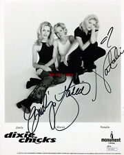 Dixie Chicks Autographed 8x10 Signed Photo Reprint
